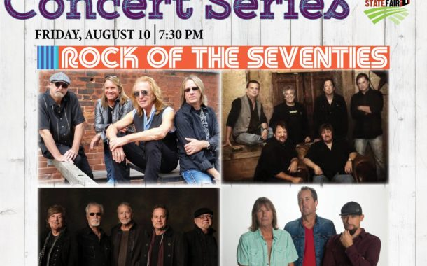 Missouri State Fair announces 'Rock of the Seventies' night featuring Foghat