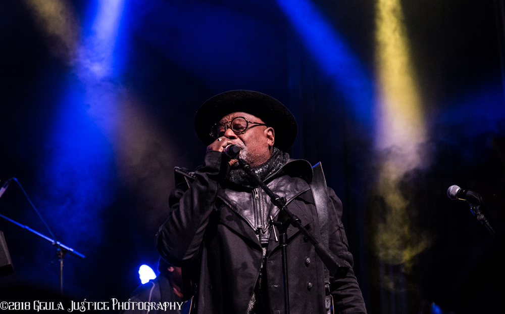 PHOTO GALLERY: George Clinton & The Parliament Funkadelic bring the funk to VooDoo Lounge