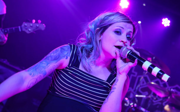 Lacey Sturm brings familiar sound to Aftershock