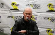 Neal McDonough dazzles fans at Stealth Con