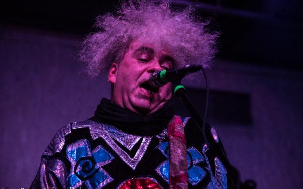The Melvins bring intensity to Kansas City