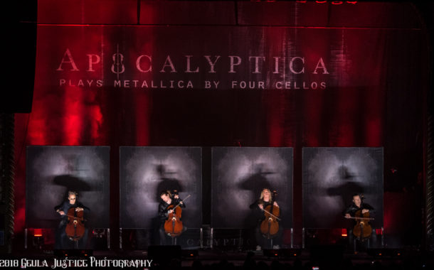 PHOTO GALLERY: Apocalyptica at The Truman on the Plays Metallica by Four Cellos Tour
