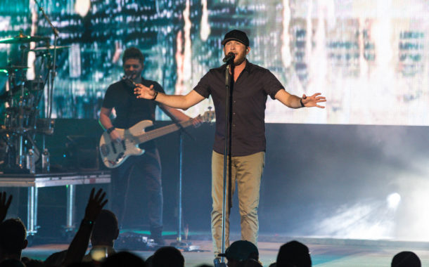 Cole Swindell, RaeLynn close Missouri State Fair concerts with a bang