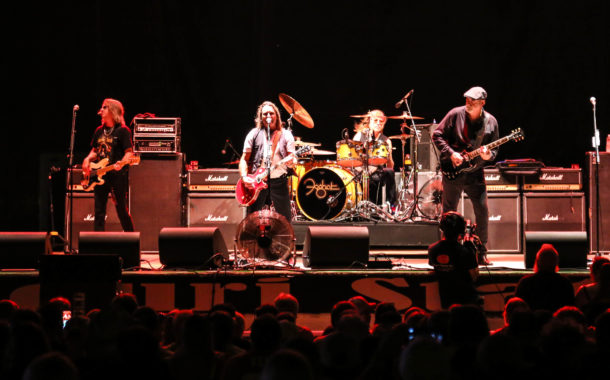 Rock of the '70s night with Foghat kicks off the weekend in style at the Missouri State Fair