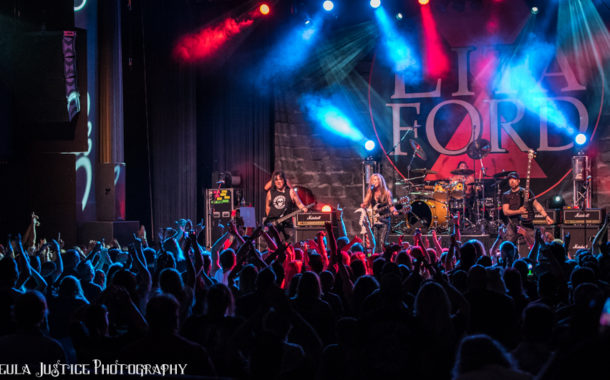 PHOTO GALLERY: Lita Ford, Mad Libby play intimate show at VooDoo Lounge