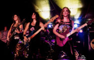 The Iron Maidens bring explosive talent to The Scene Rock Bar in KC