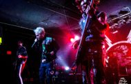 Powerman 5000 melt faces at Springfield make up show