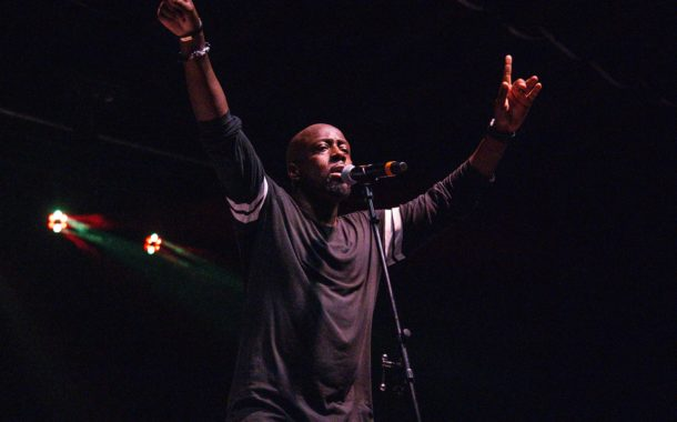 Wyclef Jean kicks off fall leg of 'The Carnival Tour' in Kansas City