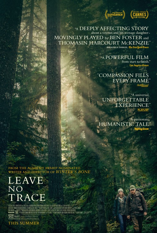 With minimalist style, 'Leave No Trace' makes it easy to connect to story and characters