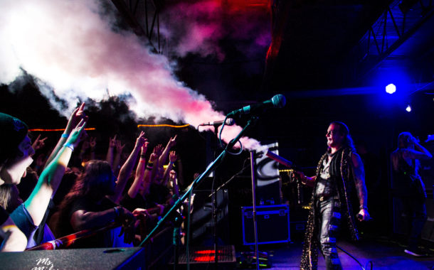 Fozzy, Adelitas Way bring The Judas Tour to Aftershock