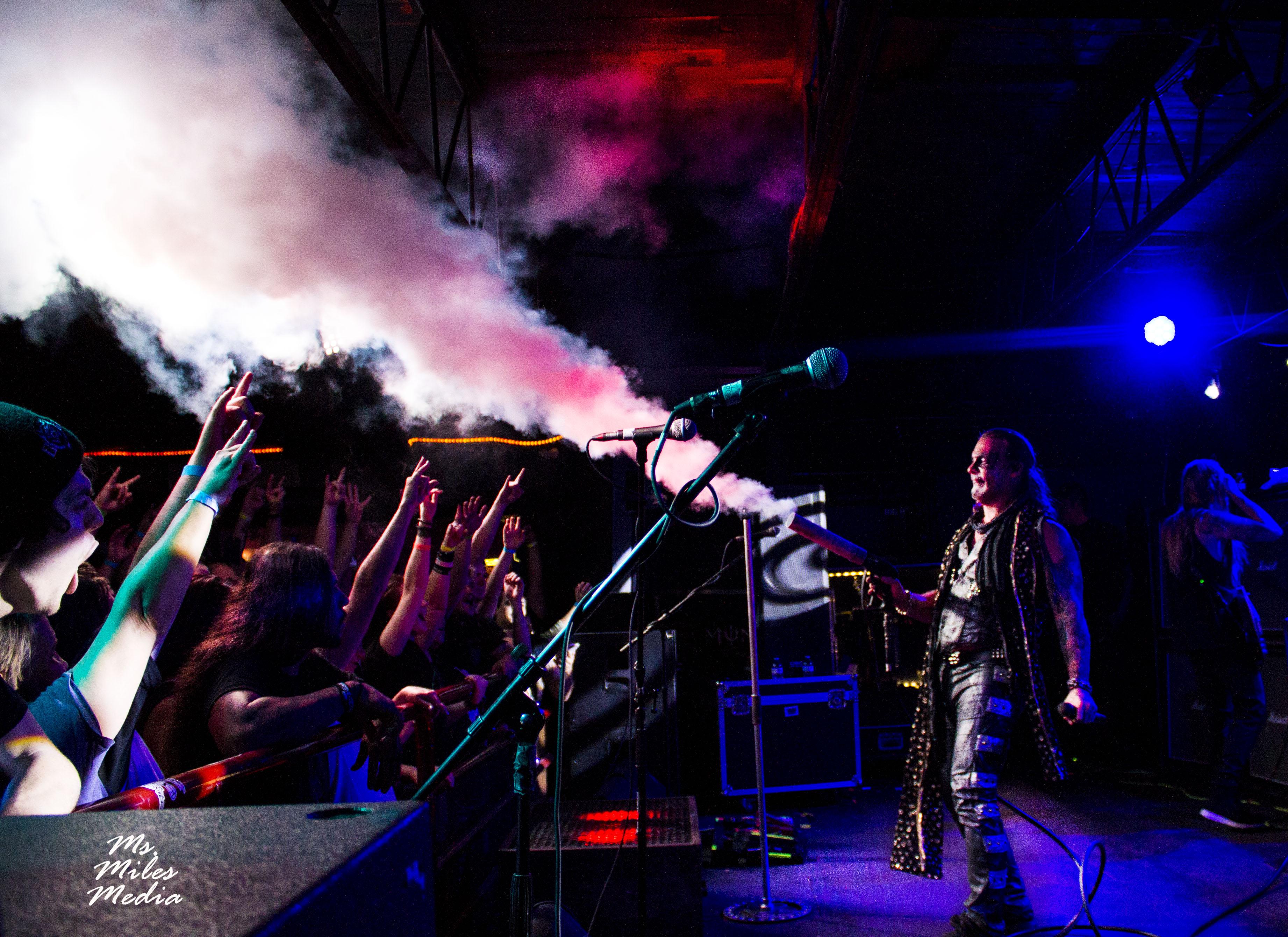 Fozzy, Adelitas Way bring The Judas Tour to Aftershock