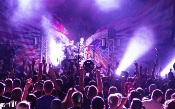 """Bullet For My Valentine kick off """"Gravity"""" tour at VooDoo Lounge in Kansas City"""