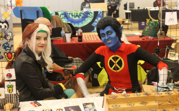 Connecting through geek culture at Retro Ex