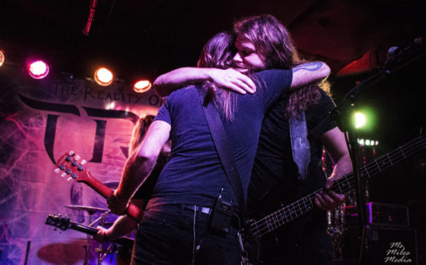 T.R.O.Y bid farewell to bassist with support from Mood Ring Circus, Salt