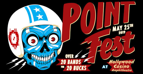 105.7 The Point announces Pointfest 2019