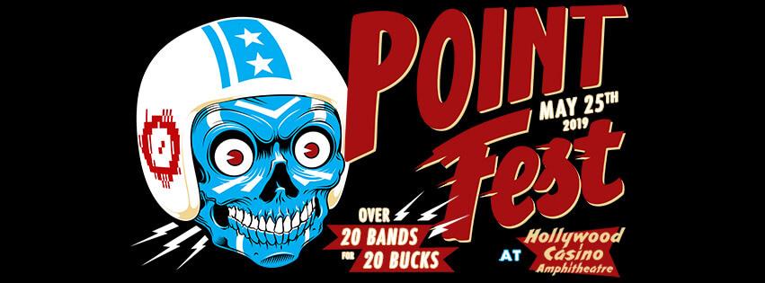105.7 The Point announces Pointfest 2019