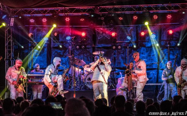PHOTO GALLERY: The Dark Matter Tour brings Undead to Kansas City