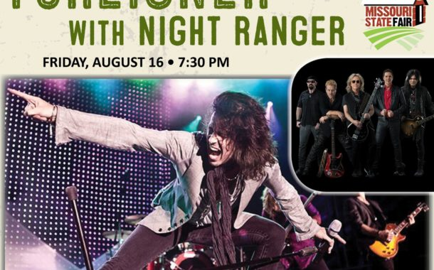 Missouri State Fair announces Foreigner, Night Ranger for 2019 concert series