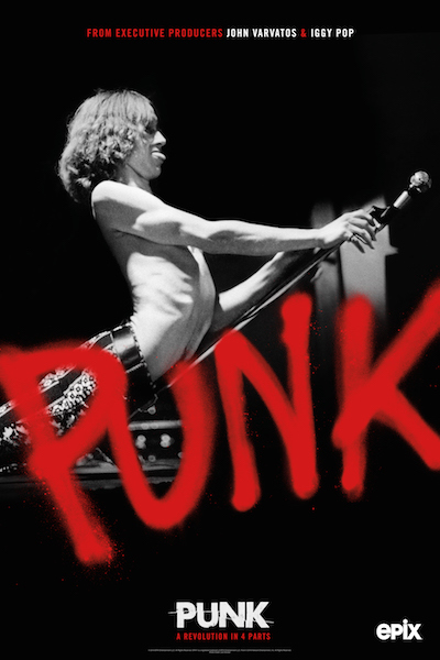 'Punk' jumps to present to finish the series