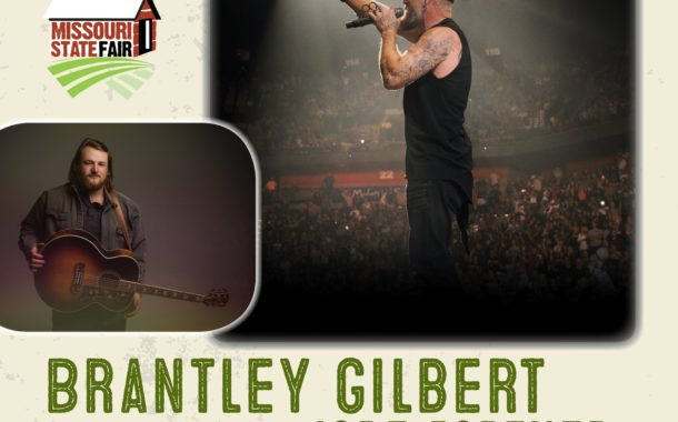 Missouri State Fair announces last three concerts: Brantley Gilbert, Dwight Yoakam, The Struts