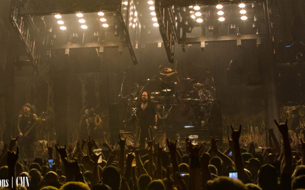Korn, Alice in Chains rock out in St. Louis
