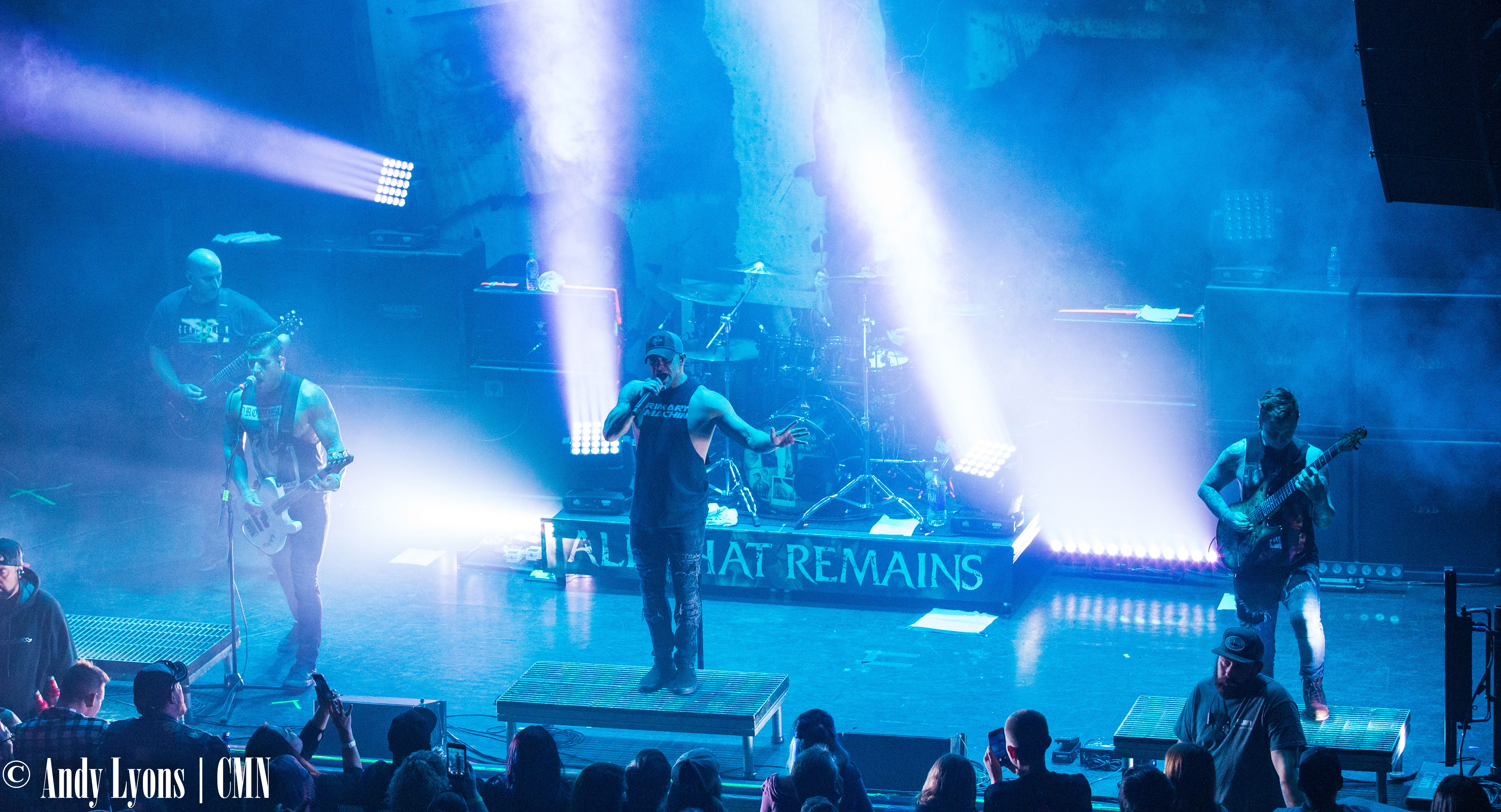 "All That Remains brings ""Disease the Anima Tour"" to Columbia"